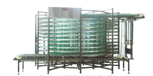 单塔型螺旋型冷却塔